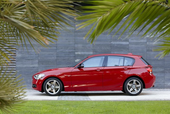 BMW 116d EfficientDynamics Edition va consuma doar 3,8 litri/100 km