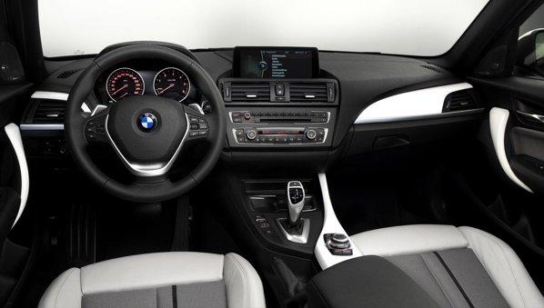 Linia de echipare Urban Line ii confera lui BMW Seria 1 un caracter sic