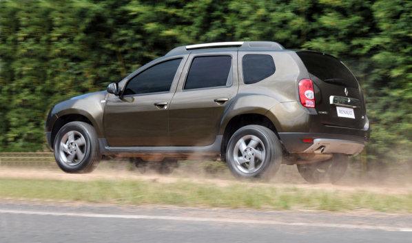 Duster-ul sud-american va mai primi un 2.0 de 140 CP, pe benzina, si un 1.6i 16V Hi-Flex