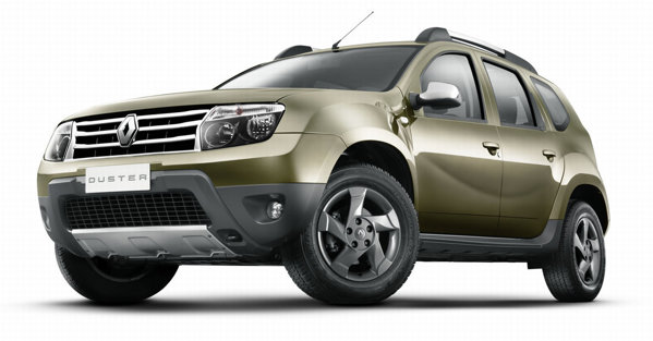 Renault Duster pentru America de Sud se diferentiaza de Dacia Duster prin grila masiva si cromata