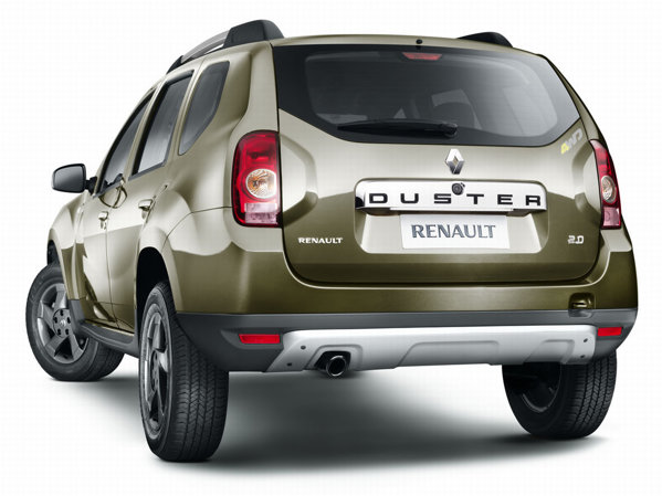 Vanzarile lui Renault Duster vor demara la finalul anului, pentru inceput in Brazilia si Argentina