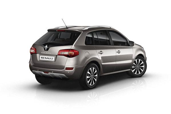 Renault Koleos facelift are un motor diesel, cu 150 sau 175 CP, precum si unul pe benzina de 150 CP