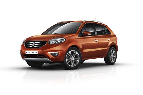 Renault Koleos facelift va debuta cu ocazia Salonului Auto Frankfurt 2011