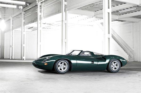 Jaguar XJ13 din 1966 - un supercar unicat