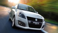 Noul Suzuki Swift Sport debutează la Frankfurt Motor Show