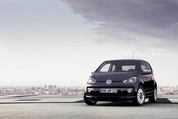 Volkswagen Up! are doua motoare de 1,0 litri pe benzina: de 59 CP si de 74 CP