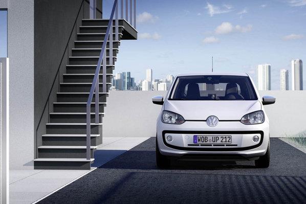 Noul Volkswagen Up! va fi lansat pe piata in decembrie