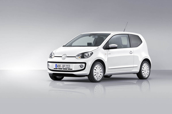 Noul Volkswagen Up! este cel mai mic VW in acest moment