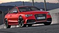 Audi RS5 facelift în premieră la Frankfurt 2011