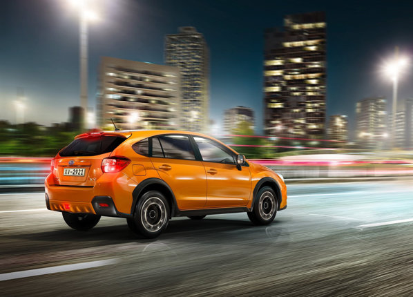 Subaru ofera doua tipuri de diferentiale, in functie de solutia aleasa pentru transmisie