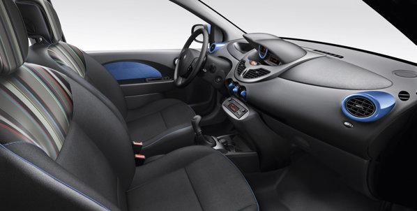 La interior, calitatea materialelor a fost ameliorata.