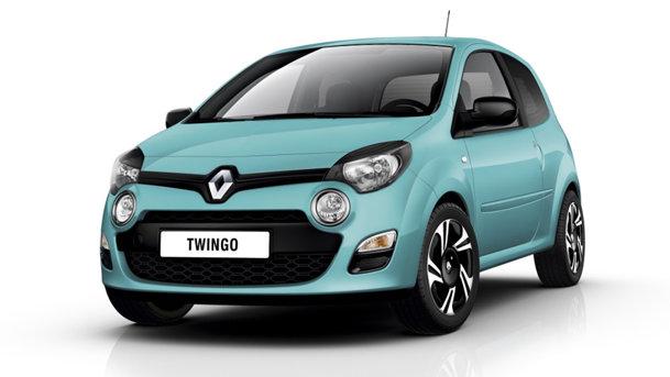 Renault Twingo facelift, în premieră la Frankfurt 2011