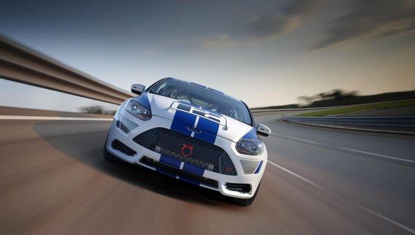 Ford Focus ST-R este destinat unor competiţii precum World Challenge TC.