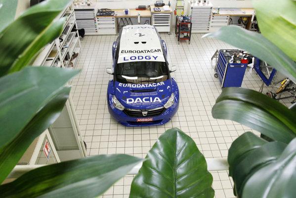 Dacia Lodgy Glace - un preview surprinzator pentru Dacia monovolum din 2012