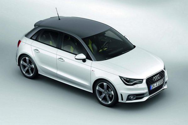 Audi A1 Sportback pastreaza stilul si dimensiunile versiunii A1 cu trei usi