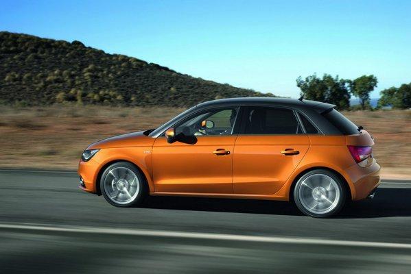 Audi A1 Sportback ofera o gama de 6 motoare: 3 pe benzina si trei diesel