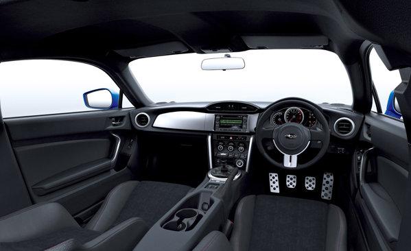 Subaru BRZ este primul model din istoria marcii avand tractiune doar pe puntea spate