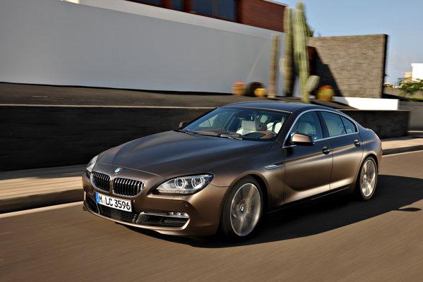 Noul BMW Seria 6 Gran Coupe va concura cu Mercedes-Benz CLS si Audi A7 Sportback
