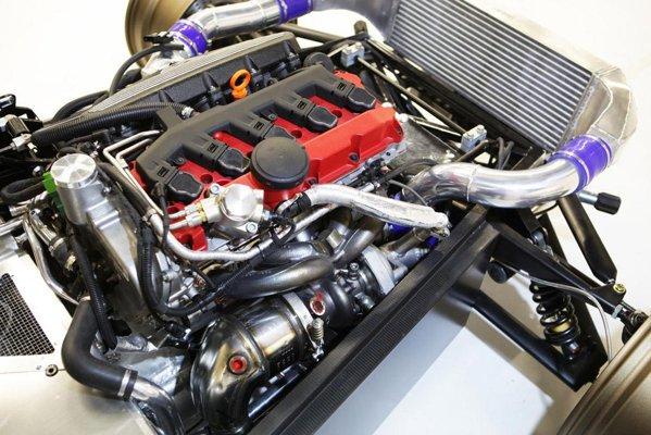 Motorul lui Donkervoort D8 GTO este preluat de pe Audi RS3 si atinge maximum 400 CP