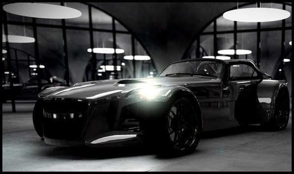 Noul Donkervoort D8 GTO va fi fabricat intr-o cadenta de 25 de exemplare anual