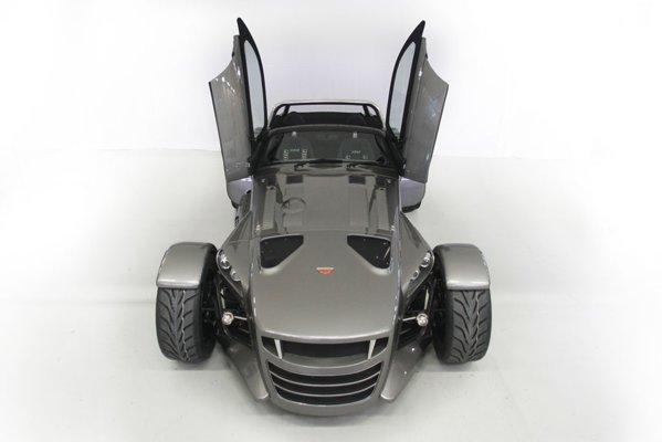 Pretul noului Donkervoort D8 GTO este de circa 100.000 euro
