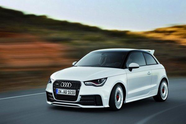 Audi A1 Quattro anunta un demaraj 0-100 km/h in doar 5,7 secunde