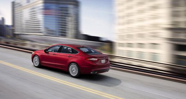 Noul Ford Fusion/Mondeo promite sa devina o referinta a categoriei ca si dinamica