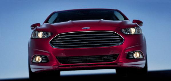 Versiunea europeana Ford Mondeo va debuta, cel mai probabil, la Geneva 2012