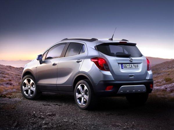 Opel Mokka va ajunge pe piata auto de la noi la finalul lui 2012