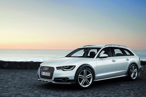 Audi A6 Allroad este un A6 Avant pregatit de aventuri