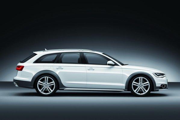 Audi A6 Allroad beneficiaza de trei versiuni diesel si una pe benzina