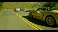 Primele informaţii şi imagini cu noul Porsche Boxster