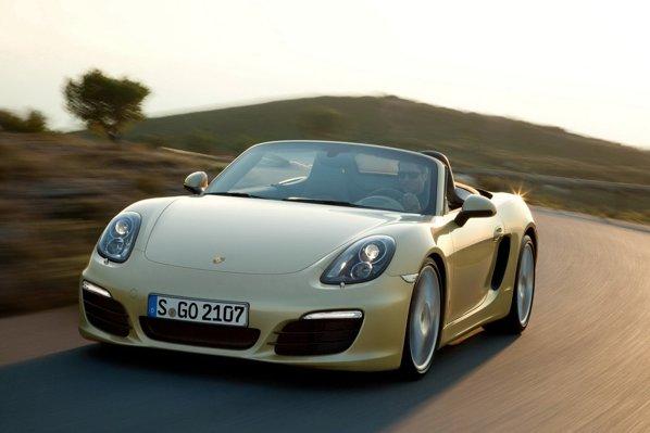 Noul Porsche Boxster a ajuns la a treia generatie