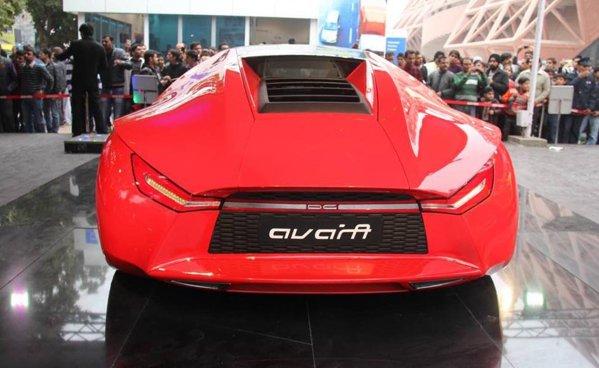 Pentru început, DC Design Avanti are un motor turbo Ford, de 2,0 litri şi 240 CP