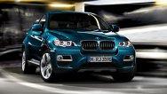 BMW X6 facelift - în 2012, BMW X6 e mai proaspăt