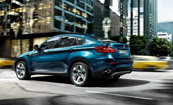 BMW X6 primeste un facelift la Salonul Auto Geneva 2012