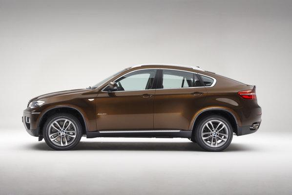BMW X6 facelift se bazeaza pe trei versiuni pe benzina si doua diesel