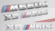BMW prezintă oficial dieselurile M Performance: M550d, X5 M50d, X6 M50d