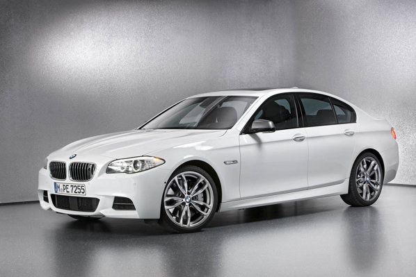 BMW M550d xDrive are un demaraj 0-100 kmh cu doar 0,3 secunde mai slab decat M5