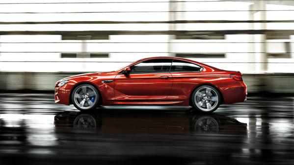 Noul BMW M6