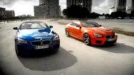 BMW M6 - iată noua sportivă BMW M6, Coupe şi Convertible