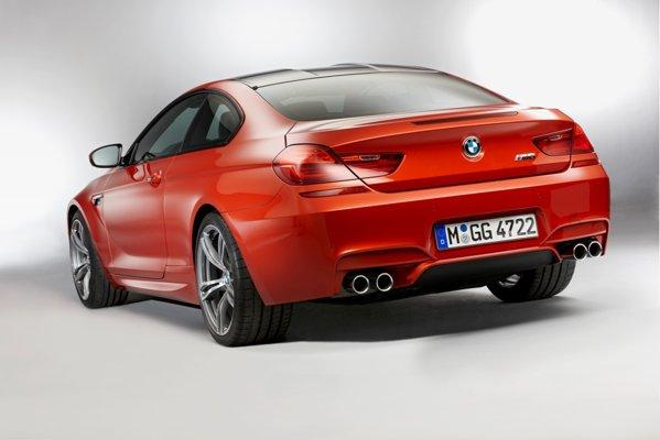 BMW M6 anunta un demaraj 0-100 kmh in doar 4,2 secunde