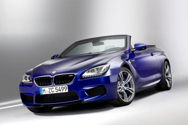 Noul BMW M6, prezentat in premiera la Geneva 2012, este oferit in versiuni coupe si cabrio