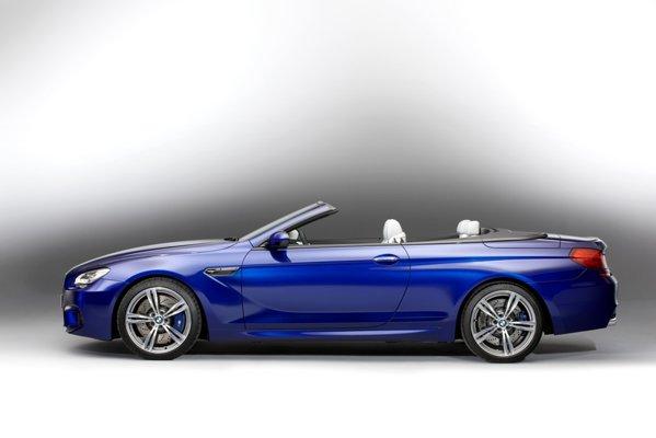 Noul BMW M6 beneficiaza de un pachet tehnic de exceptie