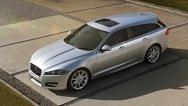 Jaguar XF Sportbrake - rivalul lui A6 Avant, Seria 5 Touring şi E-Class T-Modell
