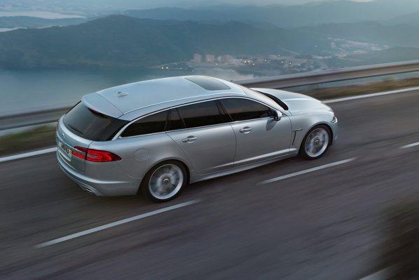 In Europa, Jaguar XF Sportbrake va fi disponibil la inceput cu trei motoare diesel