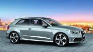 Noul Audi A3 - toate informaţiile şi imaginile cu noul Audi A3