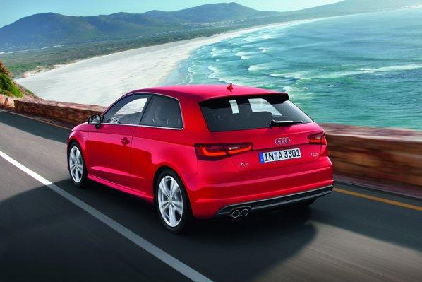 Pentru inceput, noul Audi A3 beneficiaza de doua motoare turbo pe benzina si un diesel TDI