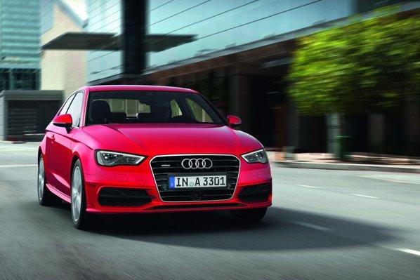 Noul Audi A3 reprezinta o evolutie discreta, ca design, fata de vechiul A3