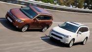 Noul Mitsubishi Outlander: informaţii şi imagini oficiale cu a treia generaţie